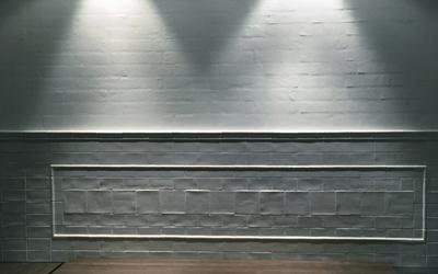 Murer har udført indendørs murerarbejde